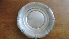 New listing Sterling Silver San Francisco Shreve & Co 9 Inch Plate Platter Or Server 243g