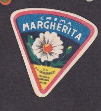 Ancienne petite étiquette fromage Italie  BN18394 Fleur Marguerite