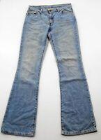 Levi's Levis Jeans 529 W32 L34 32/34 blau stonewashed Bootcut -Y227