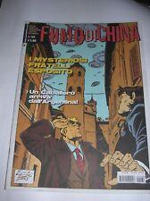 FUMO  DI  CHINA  N°  168  ( ESPOSITO BROS COVER  ED  ARTICOLO ) - 2009