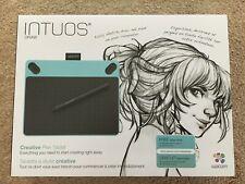 Wacom Intuos Draw Creative Pen Tablet / Case / Wireless Accessory Kit