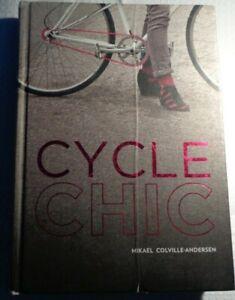 CYCLE CHIC PEDALANDO CON STILE DI MIKAEL COLVILLE - ANDERSEN DE AGOSTINI 2013
