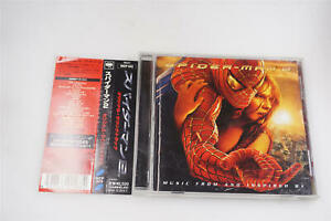 SPIDER-MAN 2 MUSIC FROM AND INSPIRED BY SICP 603 JAPAN CD OBI A14150