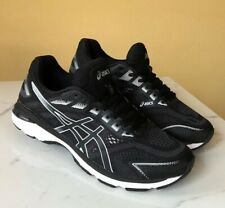 Asics Men's GT-2000 7 Running Shoes  Size US 11 Black/White Extra Wide (4E)