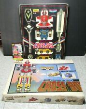 Popy Chogokin Deluxe Big Corps Goggle Five Cross-in Box Robot 80's transformers