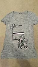 M&S Collection grey mix top Size 10