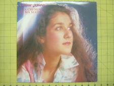 CELINE DION 'Les Chemins De Ma Maison' 1983 Canadian pressing