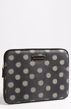 "Marc by Marc Jacobs Take Me Lizzie Dots 13"" Computer Case (Reed Khaki Multi)"