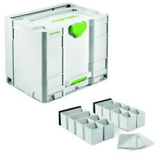 Tano schubladensystainer SORTAINER T-LOC SYS sort iv//3 TL 4 Anthracite 80101821.