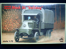 "MACK AC ""BULLDOG"" TYPE EHC LATE, RPM, SCALE 1/72"