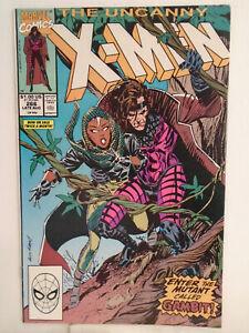 Marvel X-MEN #266 (1990) 1st Full Appearance of Gambit  HIGH GRADE 9.6/9.8