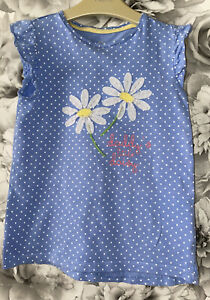 Girls Age 5-6 Years - Mothercare Short Sleeved Top