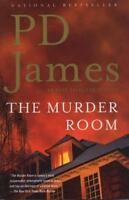 The Murder Room (Adam Dalgliesh Mystery Series #12) by P. D. James