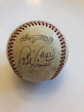 Jose Lima Autographed Signed Baseball Detroit Tigers Houston Astros Autograph