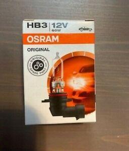 9005 HB3 12V 60W Osram  P20d bulb