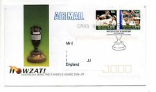 Australia - 2007 Ashes FDC of postage stamps