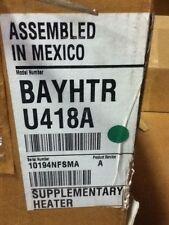 Trane Bayhtru418A Supplementary Heater