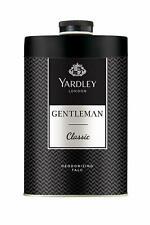Classic YARDLEY LONDON Talcum Talc Powder for Men, Gentleman