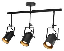 Retro Industrial Metal Studio Spotlight Lamp Shade Ceiling Track Light M0054