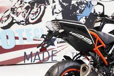 EVOTECH NUEVO PLACA REGULABLE KTM DUKE 125 2017 NUEVO COLA PONER EN ORDEN