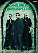 Matrix Reloaded * NEW DVD * (Region 4 Australia)
