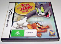 Tom and Jerry Tales DS 2DS 3DS Game *Complete*