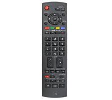 Replacement Remote Control for Panasonic Tv TX-26LMD70FA TH-42PV60 , TH-42PV62