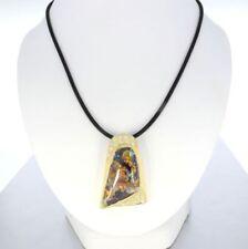 Unbehandelte Echtschmuck-Halsketten & -Anhänger mit Boulder Opal-für Damen
