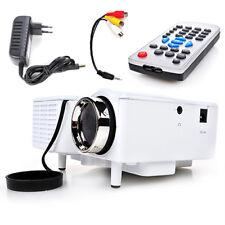 Mini LED Beamer Projektor USB+HDMI LED BEAMER VIDEO PROJEKTOR 300ANSI