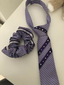 Le Beau Cheval Tie And Scrunchie