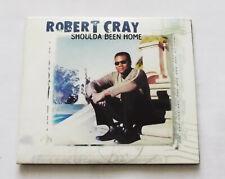 Robert CRAY Shoulda been home USA g/f cardsleeve CD+Booklet RYKODISC (2001) EX