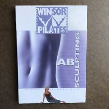 Windsor Pilates Ab Sculpting Workout DVD - Mari Winsor- 22 min Brand New Sealed