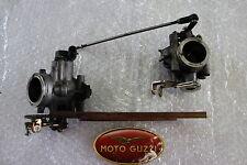 MOTO GUZZI BREVA V 750 IE Válvula Mariposa sistema inyección DERECHA + IZQ.