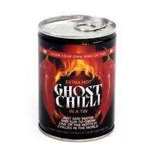 Cultivez votre propre fantôme Piment - le plus chaud piment sur planète