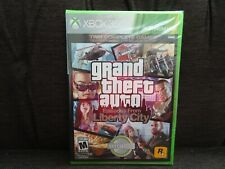 Grand Theft Auto: Episodes From Liberty City (Microsoft Xbox 360, 2009) New!