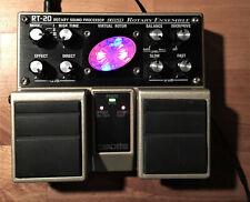 boss rt-20 Rotary Sound Processor - ROTARY ENSEMBLE