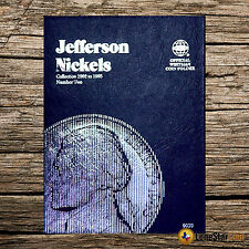 Jefferson Nickels No. 2 1962-1995 Folder #9039