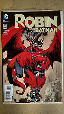 Robin Son Of Batman #2 Kubert Variant 1St Printing Dc Comics (2015)