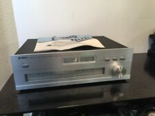 Vintage Yamaha CT-410 II Natural Sound  AM/FM Stereo Tuner Original Manual