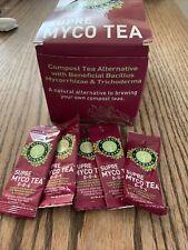 New listing Supreme Growers Supre Myco Tea 5 X 5 Grm Packs Bacillus Mycorrhizae Trichoderma