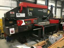 1998 33 Ton Amada Vipros 357 Queen Cnc Turret Punch