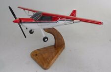 S-7-S Rans S-7S Courier Private Airplane Desk Wood Model Small New