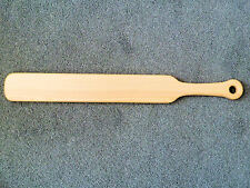 """US Style 3"""" x 23"""" long Spanking Punishment Paddle (cane)"""