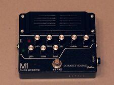 M1 tube preamp (based on sunn model-T)