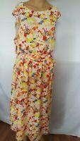 Chaus New York dress floral size 12 (regular)