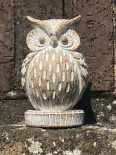 Latex Mould to make this Detailed Owl Ornament, Home or Garden