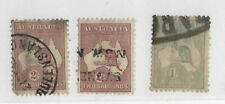 Australia-Selection-Roos- Classics-Used-Fine-High Denom