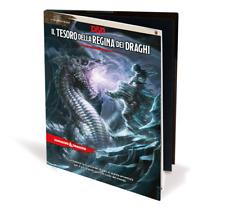 Dungeons & Dragons Il Tesoro Della Regina Dei Draghi 5° Ed ITALIANO D&D