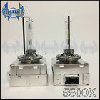 NEW OEM Set D1S Xenon HID Bulbs 5500k 6500k HIGH QUALITY WITH 3 YEAR WARRANTY