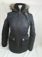 Superdry Limited Winter Jacket Mens (Size XS)- Double Zip-Excellent Condition